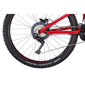 Conway eWME 329 grey matt/dark red